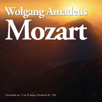 Wolfgang Amadeus Mozart - Serenade no. 9 in D major Posthorn K. 320