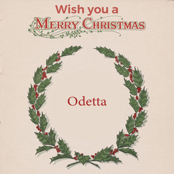 Odetta - Wish you a Merry Christmas