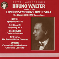 Bruno Walter - Bruno Walter Conducts The London Symphony Orchestra