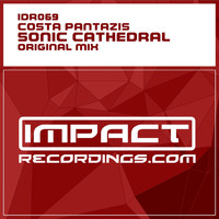 Costa Pantazis - Sonic Cathedral