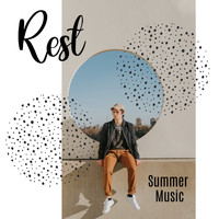 Club Bossa Lounge Players - Rest Summer Music: Deep Sensual Vibes Perfect for Sweet Summer Days, Chillout Lounge, Relaxing Music