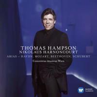 Thomas Hampson - Arias by Haydn, Mozart, Beethoven & Schubert