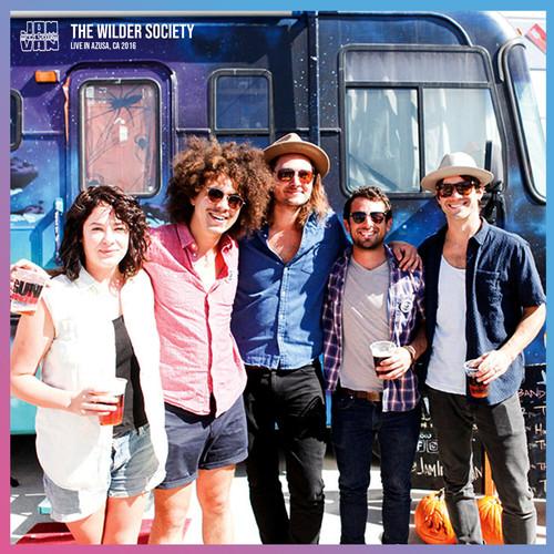 Jam in the Van, The Wilder Society MP3 Album Jam in the Van - The Wilder Society (Live Session, Azusa, CA, 2016)