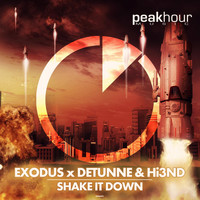 Exodus x Detunne & Hi3ND - Shake It Down