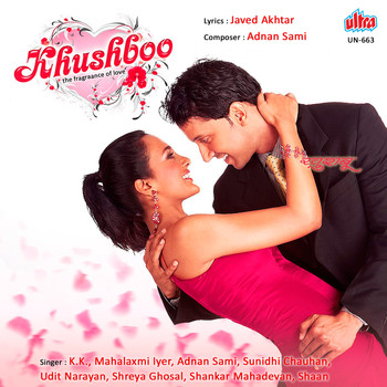 ADNAN SAMI - Khushboo (Original Motion Picture Soundtrack)