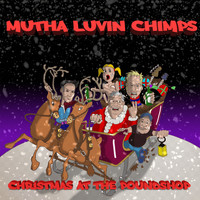 Mutha Luvin Chimps / - Christmas At The Poundshop 2019