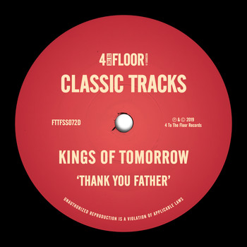 Kings of Tomorrow - Thank You Father