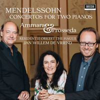 Roberto Prosseda - Mendelssohn: Concertos For Two Pianos MWV O 5 and 6