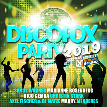 Various Artists - Discofox Party 2019 powered by Xtreme Sound