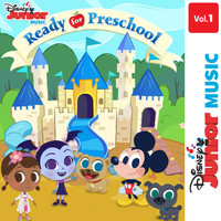 Genevieve Goings - Disney Junior Music: Ready for Preschool Vol. 1