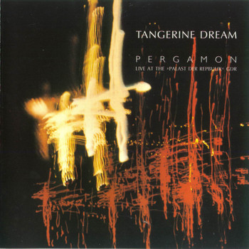 Tangerine Dream - Pergamon (Live)