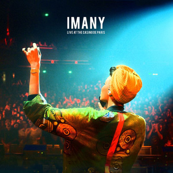 Imany - Don't Be So Shy (Live at The Casino de Paris)