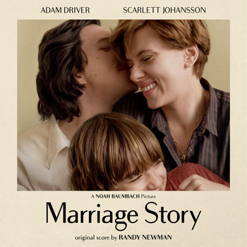 Randy Newman - Marriage Story (Original Music from the Netflix Film)