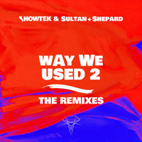 Showtek - Way We Used 2 (The Remixes)