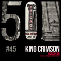 King Crimson - Indiscipline (KC50, Vol. 45)