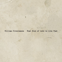 William Fitzsimmons - What Kind of Love Is Like That