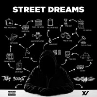 Tiny Boost - Street Dreams (Explicit)