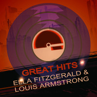 Ella Fitzgerald, Louis Armstrong - Great Hits