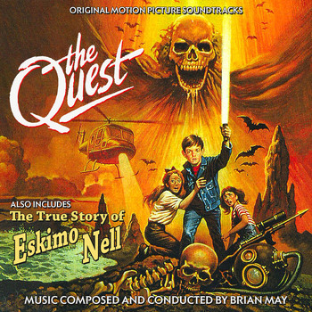 Brian May - The Quest / The True Story of Eskimo Nell (Original Soundtrack Recordings)