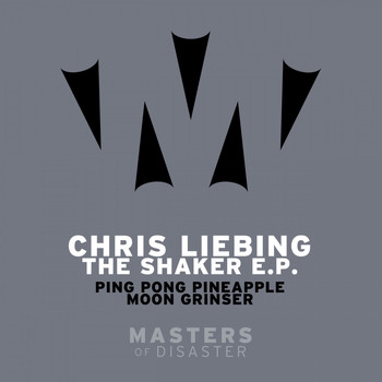 Chris Liebing - The Shaker E.P.