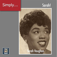 Sarah Vaughan - Simply ... Sarah! (Edition 2019)