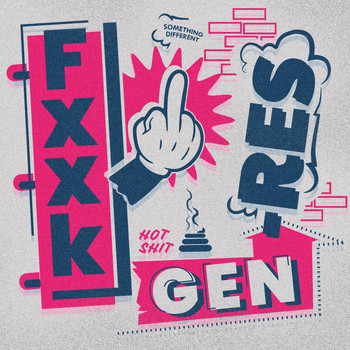 Various Artists - FXXK GENRES