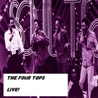 The Four Tops - Live!