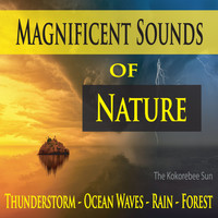 The Kokorebee Sun - Magnificent Sounds of Nature (Thunderstorm, Ocean Waves, Rain & Forest)