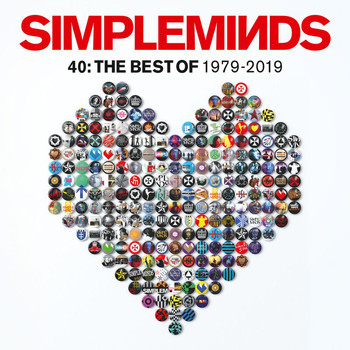 Simple Minds - Forty: The Best Of Simple Minds 1979-2019