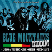 Various Artists - Blue Mountains Riddim