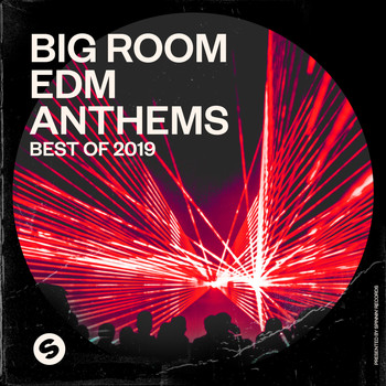 Various Artists - Big Room EDM Anthems: Best of 2019 (Presented by Spinnin' Records [Explicit])