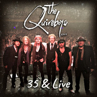 The Quireboys - 35 And Live (Explicit)