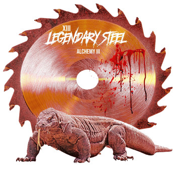 XIII - Legendary Steel (Alchemy 3)