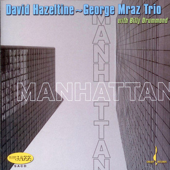 David Hazeltine - Manhattan