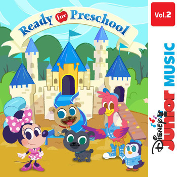 Genevieve Goings - Disney Junior Music: Ready for Preschool Vol. 2