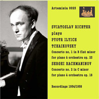 Sviatoslav Richter - Tchaikovsky: Piano Concerto No. 1 in B-Flat Major, Op. 23, TH 55 - Rachmaninoff: Piano Concerto No. 2 in C Minor, Op. 18