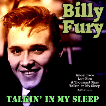 Billy Fury - Talkin' in My Sleep