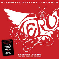 Aerosmith - AEROSMITH - BAYING AT THE MOON