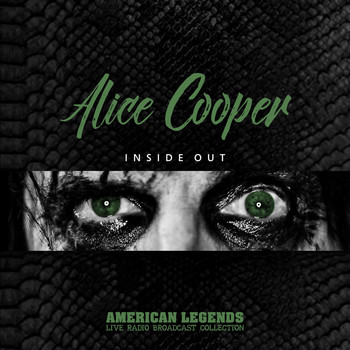 Alice Cooper - ALICE COOPER - INSIDE OUT