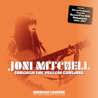 Joni Mitchell - JONI MITCHELL - THROUGH YELLOW CURTAINS