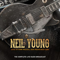 Neil Young - NEIL YOUNG - 1986