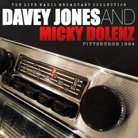 Davy Jones - Davy Jones and Micky Dolenz - Pittsburgh August '94