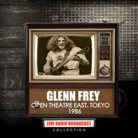 Glenn Frey - Glenn Frey - Live At The Open Theater East, Tokyo, Japan 2nd August 1986
