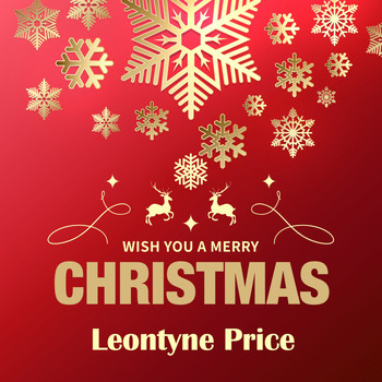 Leontyne Price - Wish You a Merry Christmas