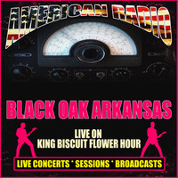 Black Oak Arkansas - Live on King Biscuit Flower Hour (Live)