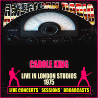 Carole King - Live In London Studios 1975 (Live)