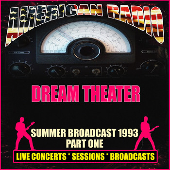 Dream Theater - Summerfest Broadcast 1993 Part One (Live)