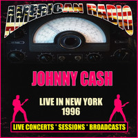 Johnny Cash - Live in New York 1996 (Live)