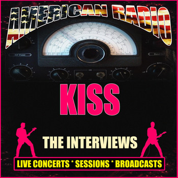 Kiss - The Interviews (Live)