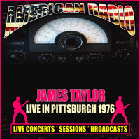 James Taylor - Live in Pittsburgh 1976 (Live)